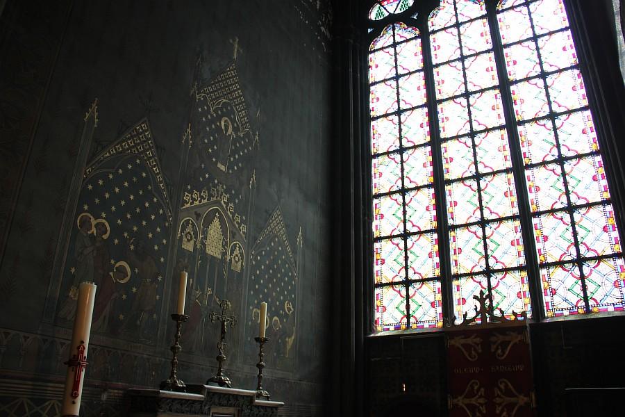 Собор Парижской Богоматери, Нотр-Дам де Пари, Париж, фотография, Франция, путешествие, aksanova.livejournal.com, ЖЖ,  IMG_2405