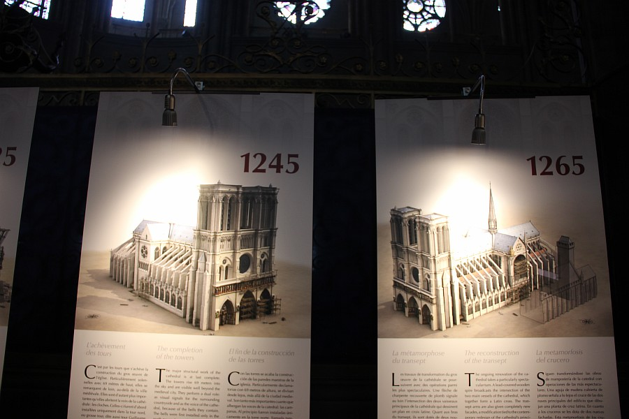 Собор Парижской Богоматери, Нотр-Дам де Пари, Париж, фотография, Франция, путешествие, aksanova.livejournal.com, ЖЖ,  IMG_2524