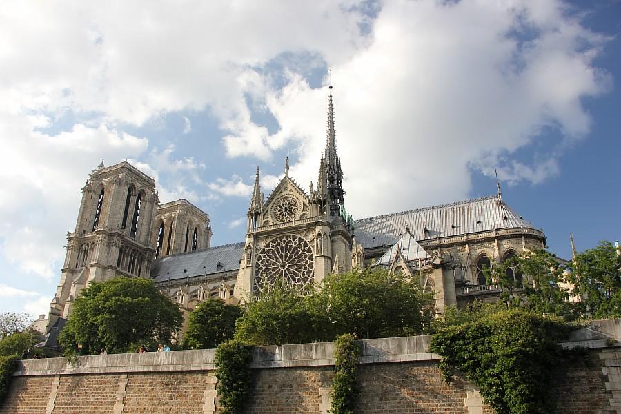 Собор Парижской Богоматери, Нотр-Дам де Пари, Париж, фотография, Франция, путешествие, aksanova.livejournal.com, ЖЖ,  IMG_2869