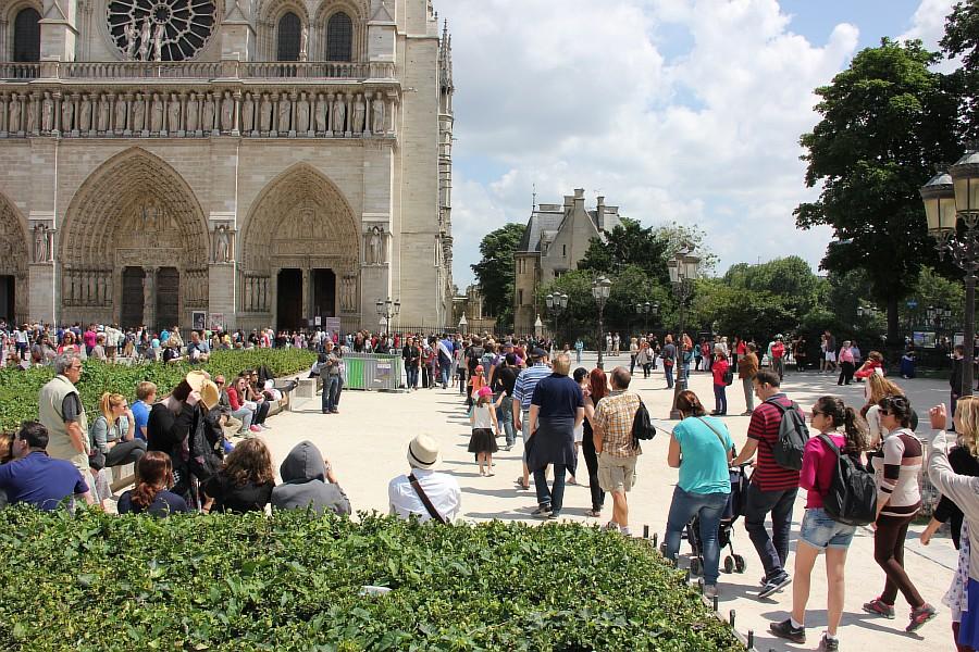 Собор Парижской Богоматери, Нотр-Дам де Пари, Париж, фотография, Франция, путешествие, aksanova.livejournal.com, ЖЖ, of IMG_2318