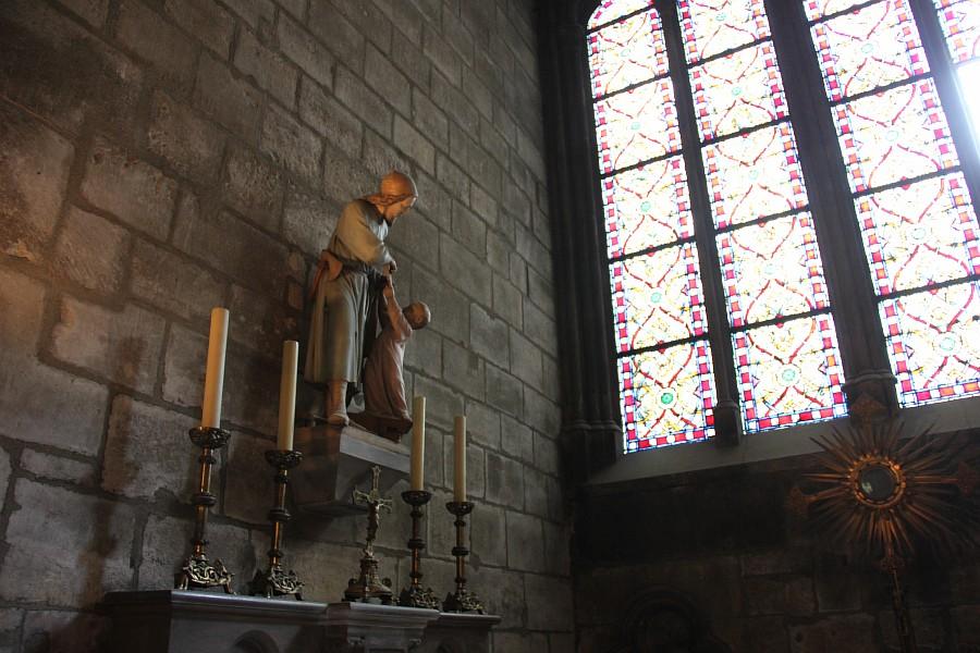 Собор Парижской Богоматери, Нотр-Дам де Пари, Париж, фотография, Франция, путешествие, aksanova.livejournal.com, ЖЖ, of IMG_2345