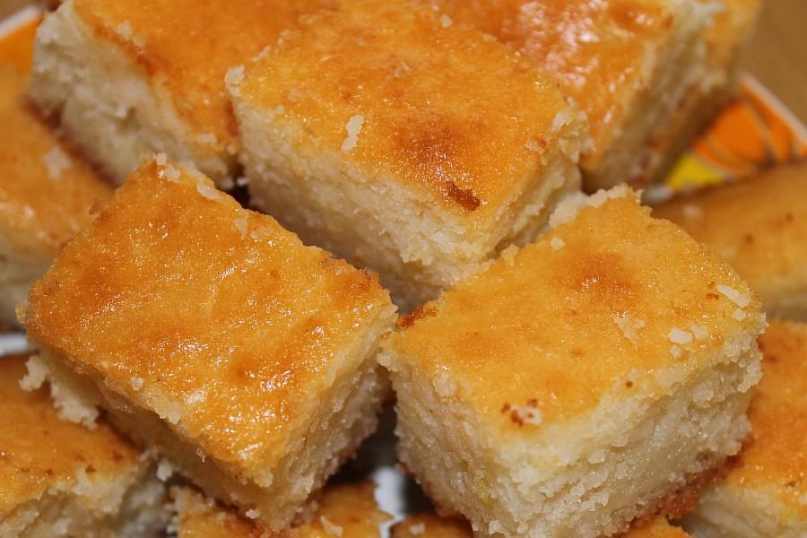 Ревани, восточная сладость, десерт, рецепт, к чаю, aksanova.livejournal.com,  IMG_1900