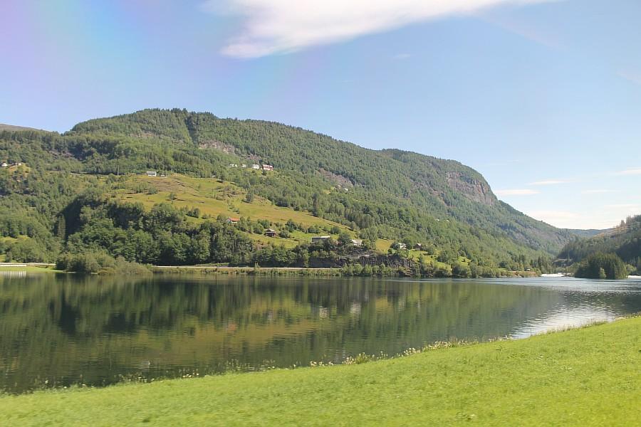 Норвегия, Флом, блогтур, путешествия, природа, водопад, aksanova.livejournal.com, Фломская железная дорога,  IMG_6648