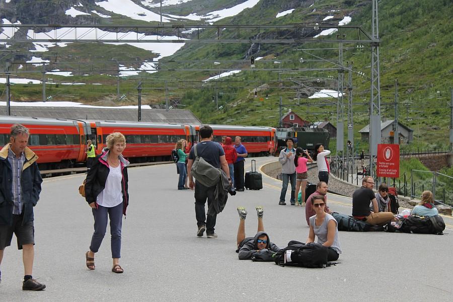Норвегия, Флом, блогтур, путешествия, природа, водопад, aksanova.livejournal.com, Фломская железная дорога,  IMG_6697