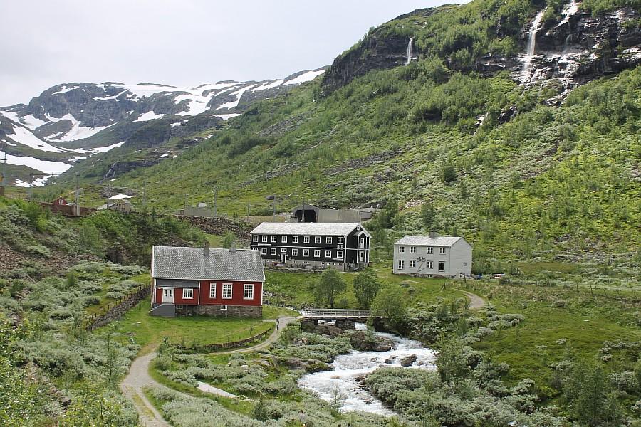 Норвегия, Флом, блогтур, путешествия, природа, водопад, aksanova.livejournal.com, Фломская железная дорога,  IMG_6730