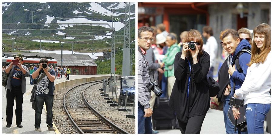 Норвегия, Флом, блогтур, путешествия, природа, водопад, aksanova.livejournal.com, Фломская железная дорога,  IMG_6734