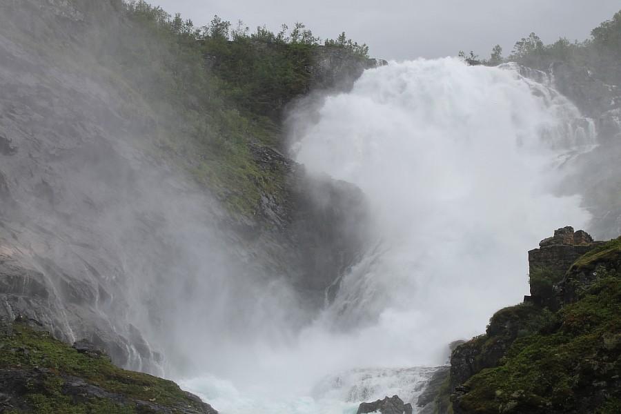 Норвегия, Флом, блогтур, путешествия, природа, водопад, aksanova.livejournal.com, Фломская железная дорога,  IMG_6782