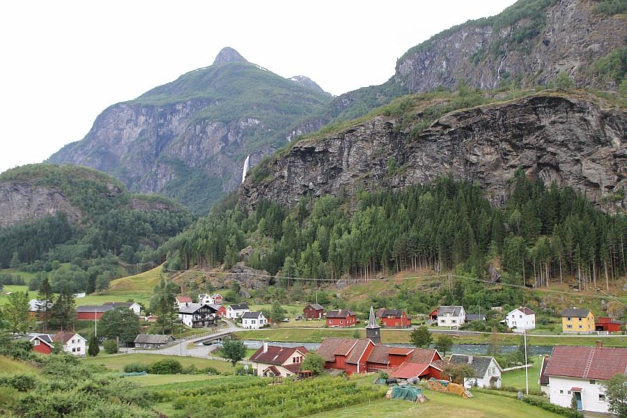 Норвегия, Флом, блогтур, путешествия, природа, водопад, aksanova.livejournal.com, Фломская железная дорога,  IMG_6963