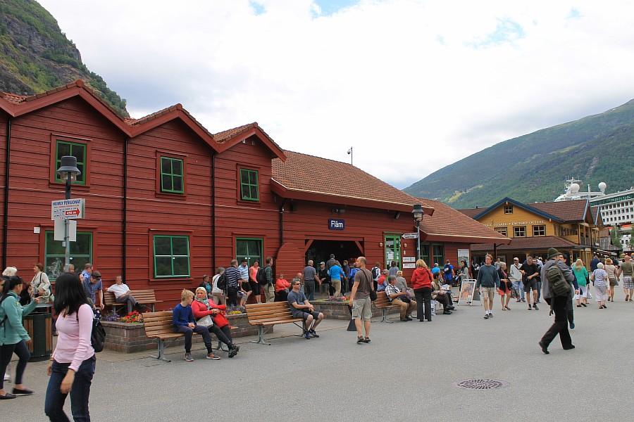Норвегия, Флом, блогтур, путешествия, природа, водопад, aksanova.livejournal.com, Фломская железная дорога,  IMG_7006