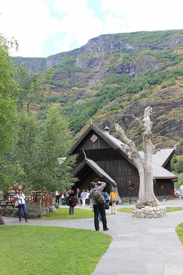 Норвегия, Флом, блогтур, путешествия, природа, водопад, aksanova.livejournal.com, Фломская железная дорога,  IMG_7016