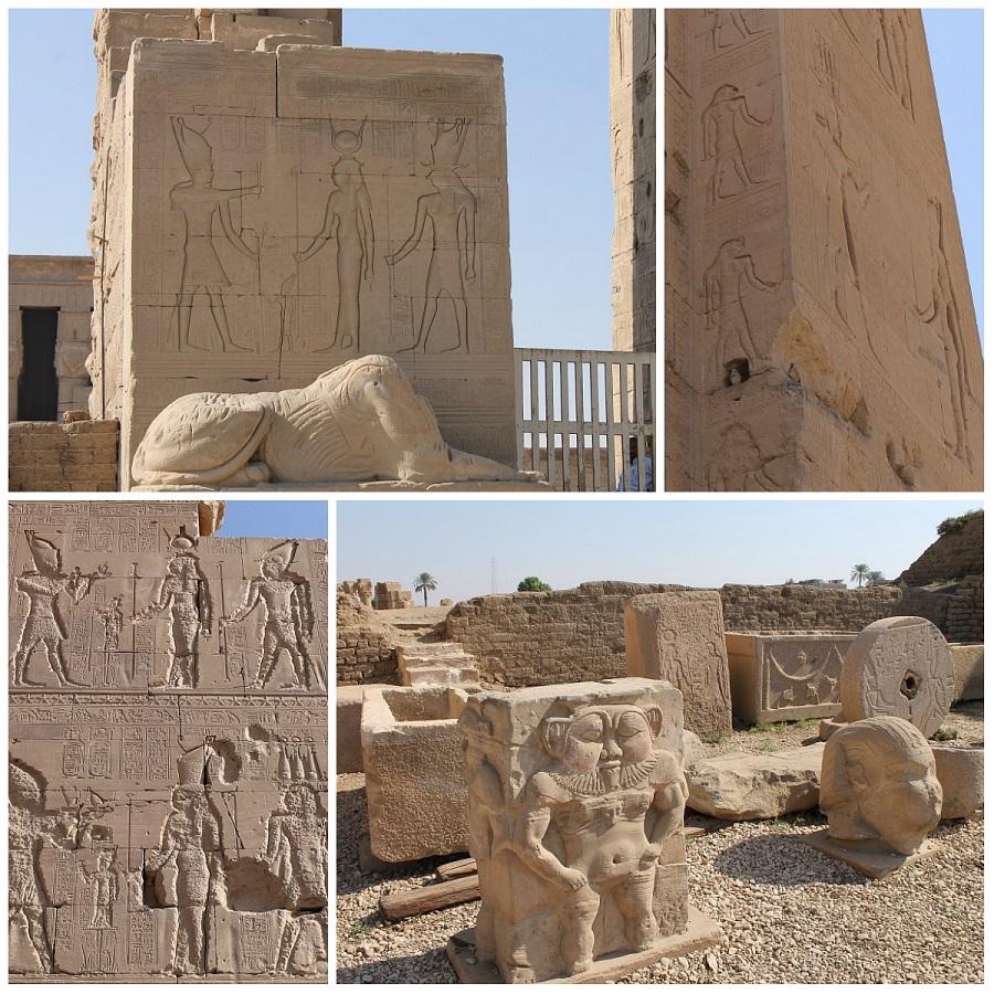 Луксор, Дендера, храм богини Хатхор, путешествия, фотография, Египет, достопримечательности, aksanova.livejournal.com,  IMG_1364