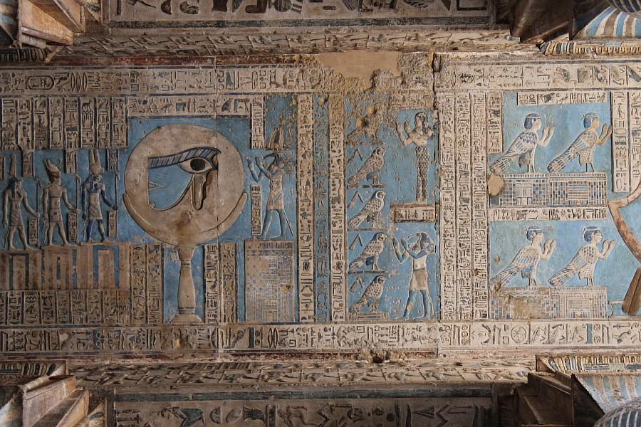 Луксор, Дендера, храм богини Хатхор, путешествия, фотография, Египет, достопримечательности, aksanova.livejournal.com,  IMG_1410