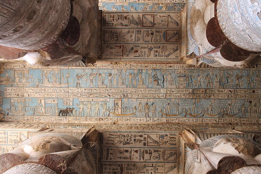 Луксор, Дендера, храм богини Хатхор, путешествия, фотография, Египет, достопримечательности, aksanova.livejournal.com,  IMG_1413