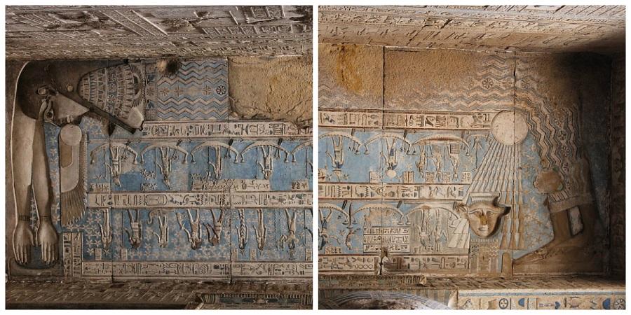 Луксор, Дендера, храм богини Хатхор, путешествия, фотография, Египет, достопримечательности, aksanova.livejournal.com,  IMG_1418