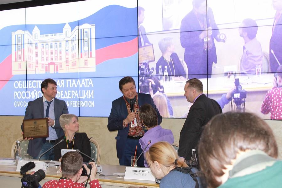 Ник Вуйчич в России, Nick Vujicic, Москва, Общественная палата, 28 марта 2015, aksanova.livejournal.com, 13,