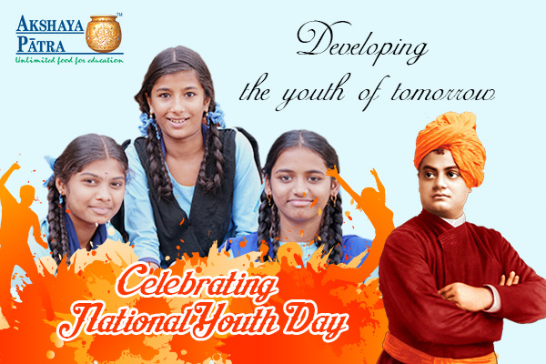 National Youth Day: Pledge to Make Our Children Responsible