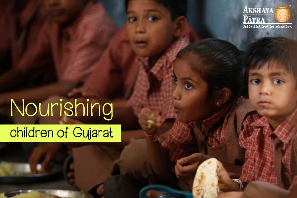 Mid-day meal in Gujarat
