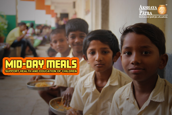 Akshaya Patra Mid-day Meal
