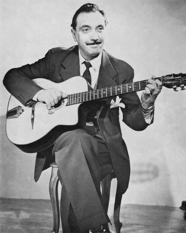 Brief jazz history and django reinhardt