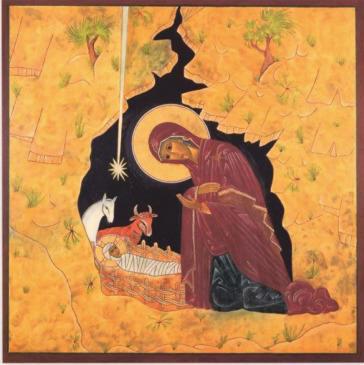 Рождество Христово инок Григорий (Круг)
