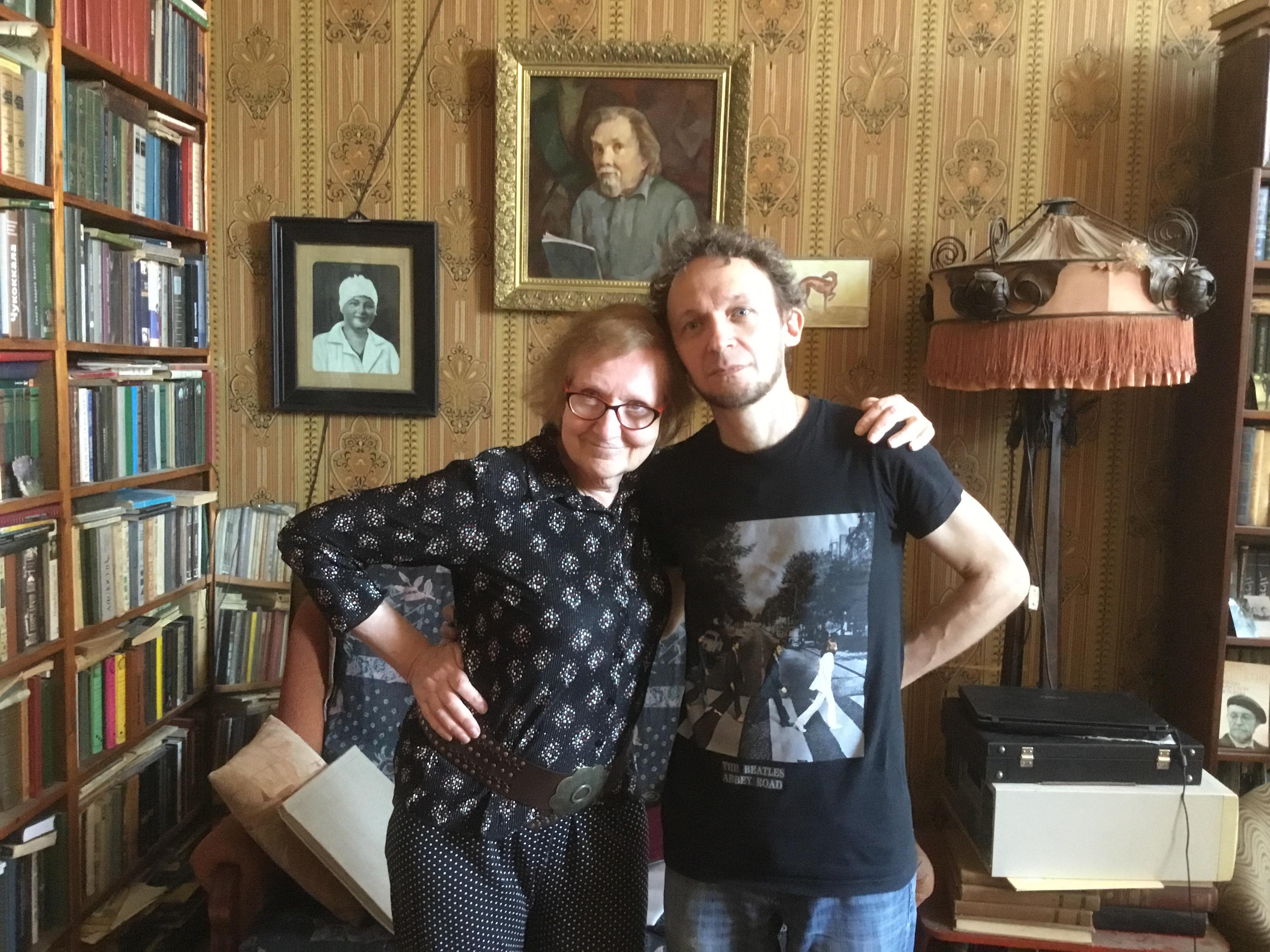 мы с Пушкиным