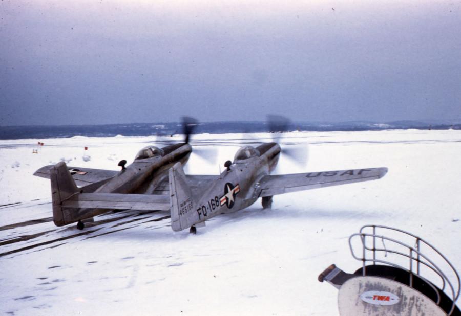 F-82B-1-NA Twin Mustang 44-65168 1