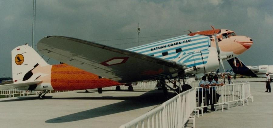 C-47A-25-DK Skytrain AF-4776 (42-93424)