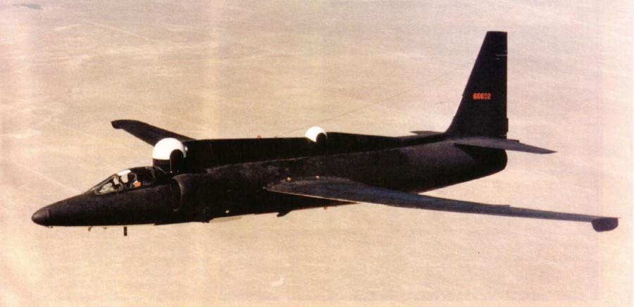 Lockheed U-2C 56-6692 2
