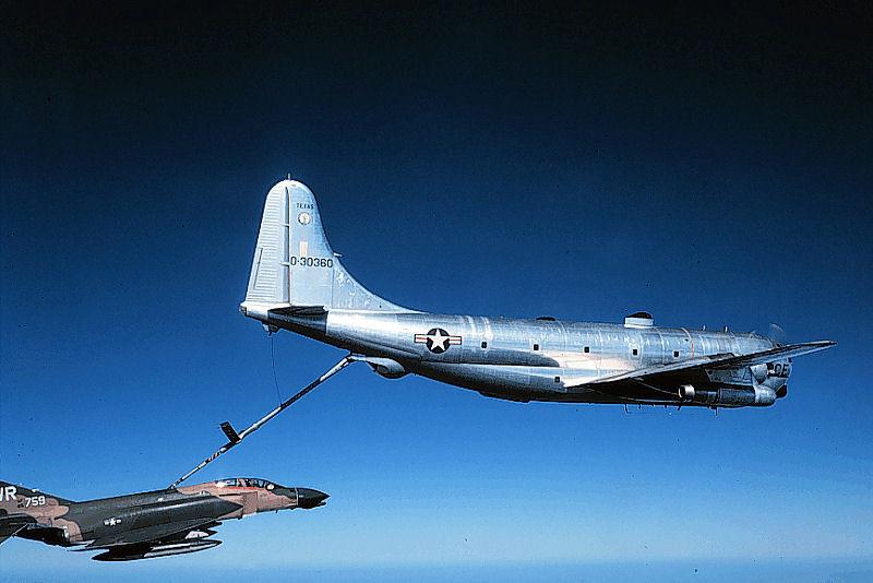 181st_Air_Refueling_Squadron_KC-97L_Stratotanker_53-0360