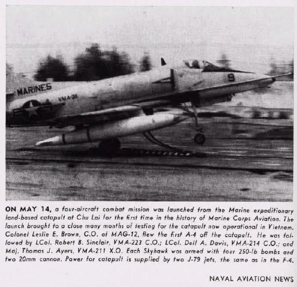 SATSa4skyhawkcatapultmission1966