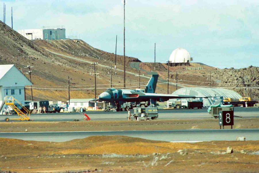 Colour - Vulcan (XM 598)