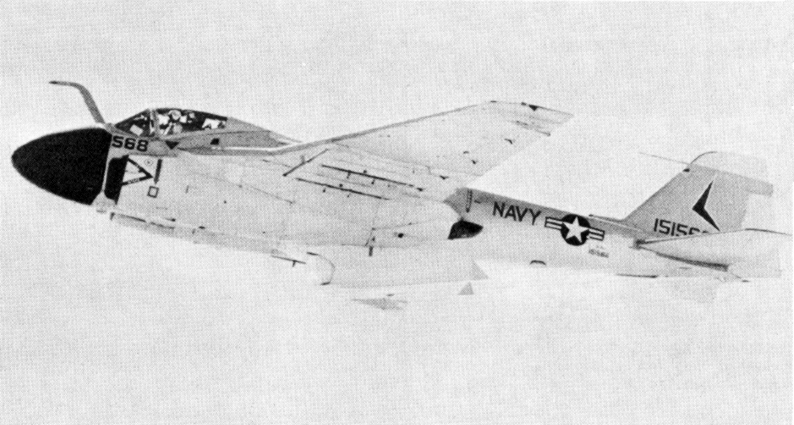 Grumman_A-6C_TRIM_prototype_in_flight_1968
