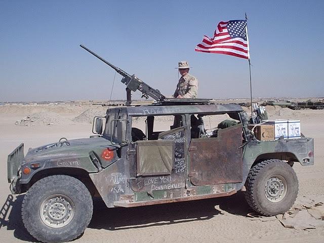 our gun truck