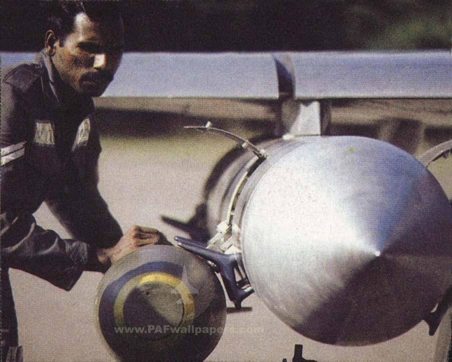 Mirage-III_bombing_mission