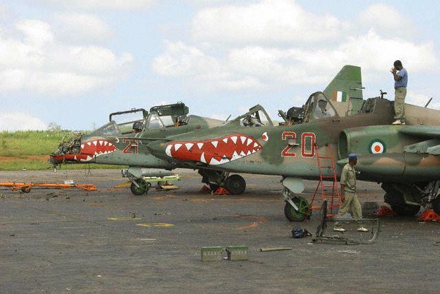 Ivory Coast_Su-25a
