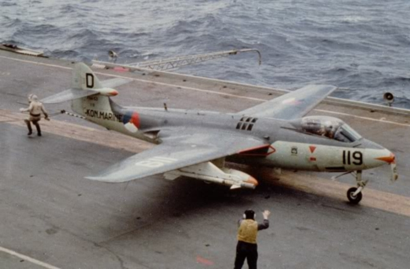 Sea Hawk FGA Mk 50 119