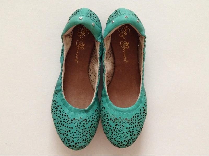 Обувь с 35 размера по 40