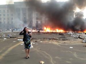 Одесса, 2 мая 2014 г.