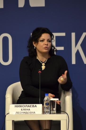 Президентом НАМИКС на новый срок переизбрана – бессменный лидер организации Николаева Елена Леонидовна