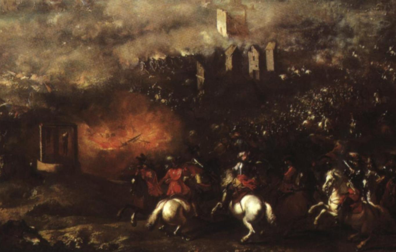 Картина из палаццо Питти