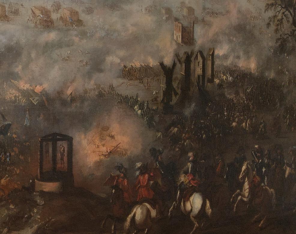 Картина из Гатчинского музея