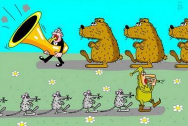 Дудочка и крысы