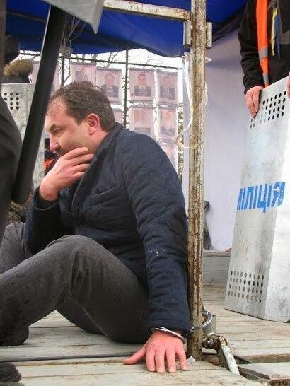 Губернатор Башкаленко