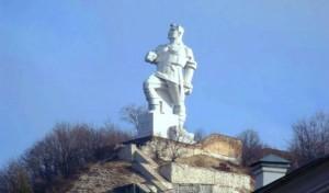 Донецкая область - памятник Артёму
