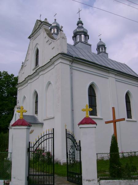 Костёл венчания Мнишек и Отрепьева