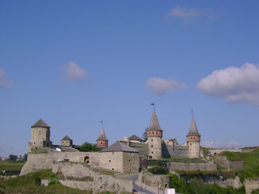 Старая крепость - Каменец-Подольский