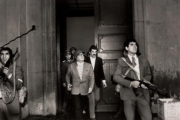 Сальвадор Альенде 11 сентября 1973