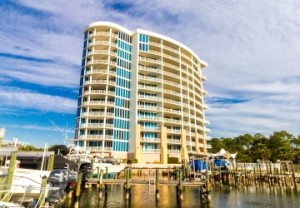 Orange Beach condo for sale at Bayshore Towers