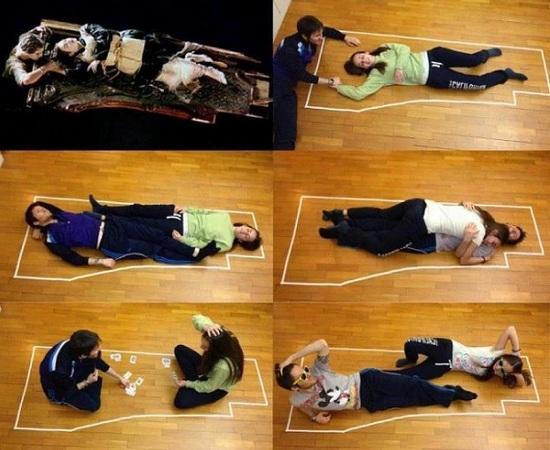 Титаник: Кейт могла бы и подвинуться