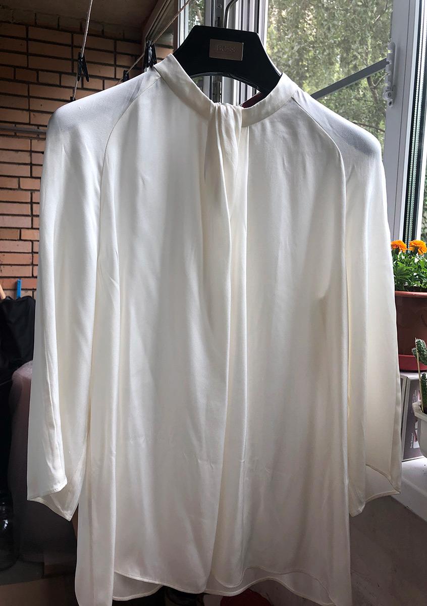 Офисная блуза Hugo Boss